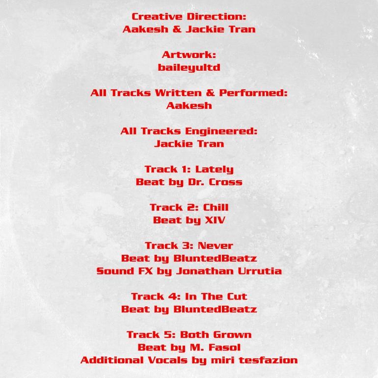 Aakesh (credits)